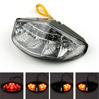 Integrated LED Tail Light Turn signals For DUCATI Monster 696 795 796 1100 B2
