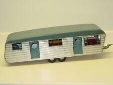 Vintage Smith Miller M.I.C. House Trailer, Pressed Steel Toy Vehicle