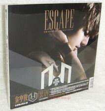 SS501 Kim Hyung Jun Vol.2 Escape Taiwan CD+60P booklet