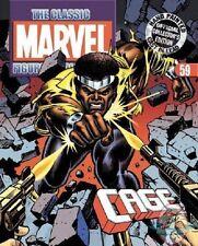 Classic Marvel Figurine Collection Magazine #59 Luke Cage Eaglemoss