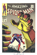 Amazing Spiderman # 67 in VF- condition