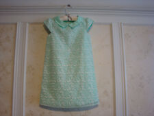 NWT $79 Janie And Jack  Garden Brunch  Girls Embroidered Organza Dress  3 3T