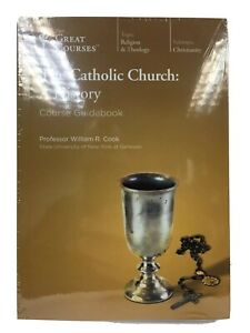 Great Courses DVD The Catholic Church A History by William R. Cook, Vatican