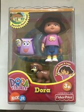 """Fisher-Price Dora and Friends Dora Royal Adventure Charms Playset /""""New in Box/"""""""