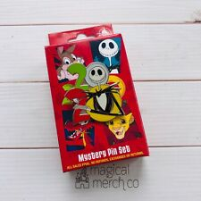 2020 Disney Characters Mystery Collection Jack Skellington Disney Trading Pin