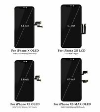 For iPhone 11 10 X XR XS LCD Digitizer Touch Screen Replacement OLED/TFT