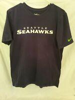 Seattle Seahawks Nike Athletic Cut T Shirt Size Medium