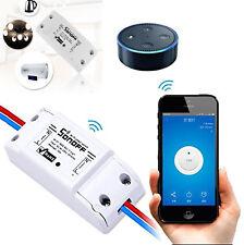 Sonoff Wifi Schalter Wireless Switch Universal Smart Home Intelligent Module DE