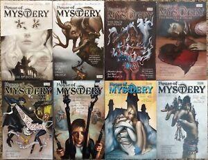 House of Mystery graphic novel TPB lot set run #1-8 COMPLETE - Vertigo hi grade