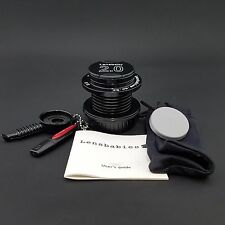 Lensbaby 2.0 for Pentax K with Creative Aperture New