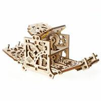 UGEARS Dice Keeper - Mechanical Wooden Model Kit 70072