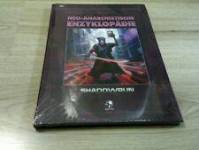 Shadowrun 5. Edition Neo-Anarchistische Enzyklopädie HC Pegasus 2019 Neu OVP
