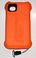 LifeProof LifeJacket Float For iPhone 5 Case Orange Cover OEM Original
