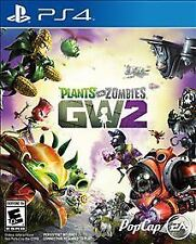 Plants vs. Zombies: Garden Warfare 2 (Sony PlayStation 4, 2016) PS4 Game