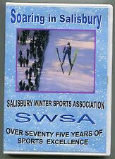Soaring in Salisbury Winter Sports Association SWSA Ski Jumping 2005 Rich Syx