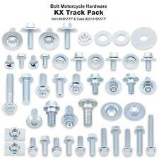 KAWASAKI KX85/125/250 Perno Pernos de trakpak Kit Arandelas & Sujetadores Especiales