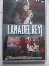 DVD  LANA DEL REY  iTUNES FESTIVAL   LONDON 2012        DVD