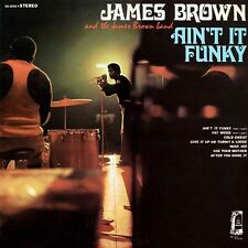 Ain't It Funky - James Brown (2014, CD NIEUW) Remastered/Lmtd ED.