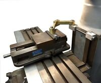ChukMate Vise Caddy for Bridgeport Milling Machines