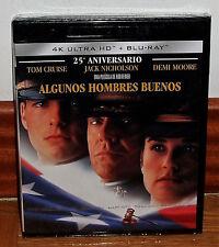 ALGUNOS HOMBRES BUENOS 4K ULTRA HD+BLU-RAY NUEVO PRECINTADO ACCION (SIN ABRIR)R2