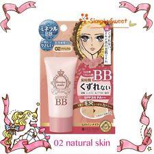 Kiss Me Heroine Make Up Lasting Mineral BB cream 02 natural 30g, US Seller!