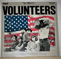 Jefferson Airplane - Volunteers -Original 1969 Gatefold LP Record Album LSP-4238