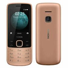 Nokia 225 - 64MB Metallic Sand (Unlocked) Smartphone