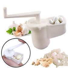 Multifunctional Garlic Ginger Crusher Grinder Press Rotate Kitchen Gadget Tools