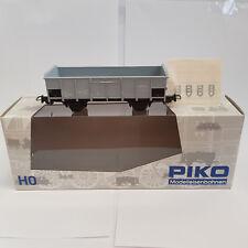 Piko Modellbahn carro aperto a sponde alte tipo vekklo epoca V articolo 95046