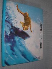 Laguna Beach High School HS 1981 Nautilus yearbook year book Annual California