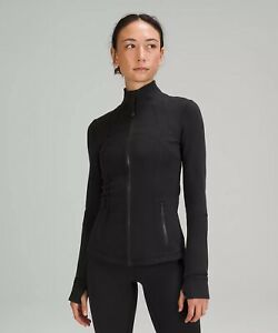 New With Tag Authentic lululemon define jacket in Black size 10. Brand New!