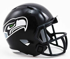 NFL Football Américain Seattle Seahawks Riddell Speed Pocket Pro Casque loose