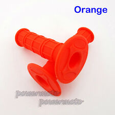 """Universal 7/8"""" Hand Grips Soft Rubber Handle bar Hand Grips For Pit MX Dirt Bike"""
