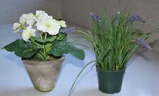 2 x Kunstblumen im Topf flowers domicil impressionen SIA HOME FASHION