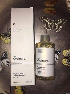 The Ordinary Glycolic Acid 7% Toning Solution 240ml Skincare