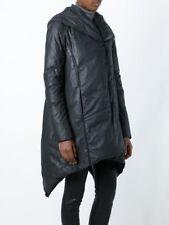 Masnada abrigo está Black daunenmantel negro recubierto d34-36-38 NP 1190 e