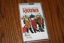 Christmas with the Cranks PSP UMD Tim Allen / Jamie Lee Curtis NEW