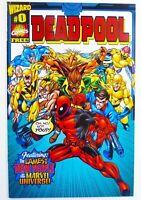 Marvel DEADPOOL (1998) #0 VF/NM (9.0) Ships FREE!