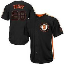 NWT Majestic Buster Posey San Francisco Giants Men's Crosstown Rivalry Jersey
