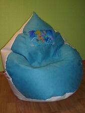"""Sitzsack L """"von Lux """"ca 330 Liter Lederoptik  Disney Eisprinzessin Mocroper"""