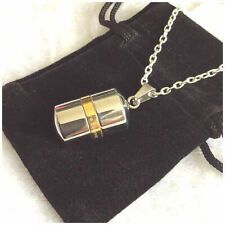 Love Forever Stainless Steel Cremation Jewellery Ashes Urn Necklace