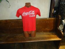 Coca-Cola Classic red med t-shirt, Main Street Convenience Shoppe Mocksville, NC