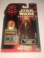 Star Wars Episode I Mace Windu action figure Hasbro 1998 Episode 1