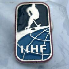 2018 IIHF Pin