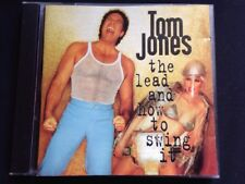 TOM JONES - THE LEAD AND HOW TO SWING IT - CD