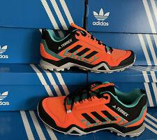 Adidas Terrex AX3 Men's Hiking Walking Shoes Orange/Black UK 8.5 EU 42 2/3
