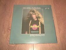 "MICHAEL FURLONG "" BREAKAWAY "" CLASSIC ROCK  VINYL LP NEW & SEALED 1987"