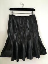 Black Nylon Mesh JUNYA WATANABE COMME des GARCONS Multi Zip Parachute Skirt M