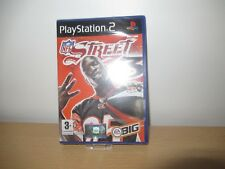 NFL STREET 3 PS2 NEW SEALED PAL VERSION