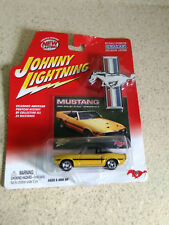 Johnny Lightning 1969 Shelby GT350 Convertible Mustang Limited Edition MOC 2002